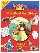 Wild About the Bible Sticker and Activity Book Paperback