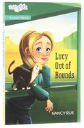 Lucy Out of Bounds (#02 in Faithgirlz! Lucy Series) Paperback