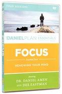 Focus (A DVD Study) (The Daniel Plan Essentials Series)