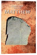 GNB Good News Told By Matthew Paperback