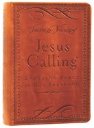 Jesus Calling Deluxe Edition Brown