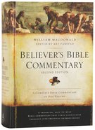 Believer's Bible Commentary 2016 Revised (2nd Edition) Hardback