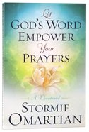 Let God's Word Empower Your Prayers Paperback