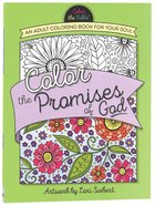 Color the Promises of God (Adult Coloring Books Series)