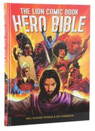 The Lion Comic Book Hero Bible Hardback
