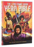 The Lion Comic Book Hero Bible Hardback