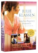 3in1: Timeless Regency Romance Collection (Lady Of Milkweed Manor, Apothecary's Daughter & The Silent Governess)