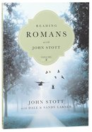 Reading Romans With John Stott (Volume 2) (Reading The Bible With John Stott Series) Paperback