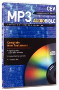 CEV New Testament on Audio CD (Mp3 - 1 Disc) CD