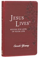 Jesus Lives Devotional Imitation Leather