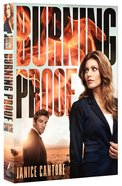 Burning Proof (#02 in Cold Case Justice Series) Paperback
