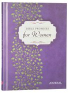 Journal: Bible Promises For Women Hardback