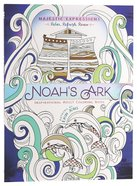 Noah's Ark (Majestic Expressions) (Adult Coloring Books Series) Paperback