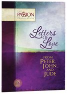TPT Peter, John & Jude: Letters of Love (Black Letter Edition) Paperback
