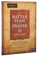 Battle Plan For Prayer (Group Member Book)