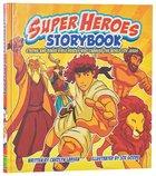 Super Heroes Storybook Hardback