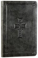 ESV Premium Gift Bible Olive Celtic Cross Design (Black Letter Edition) Imitation Leather