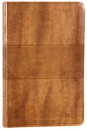 ESV Premium Gift Bible Chestnut Trail Design Imitation Leather