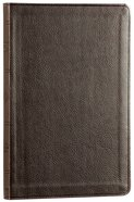 ESV Value Thinline Bible Coffee (Black Letter Edition) Imitation Leather