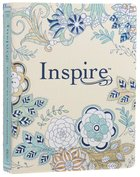 NLT Inspire Creative Journaling Bible (Black Letter Edition)