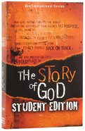 NIV Student Outreach Bible the Story of God Cover