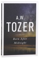 Born After Midnight Paperback