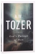 God's Pursuit of Man Paperback