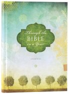 Signature Journal: Through the Bible in a Year Hardback