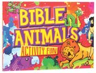 Bible Activity Fun: Bible Animals Paperback