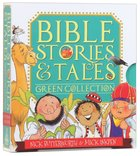 Bible Stories & Tales Green Collection (6 Vol Set) Paperback