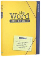 John 1-4 (Pack One) (#01 in The Word One To One Series)