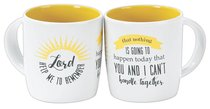 Rise & Shine Mug: Lord Help Me to Remember (One Mug)
