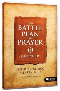 The Battle Plan For Prayer (Dvd Only Set)