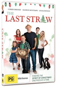 Scr DVD the Last Straw Screening Licence