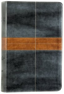 NIV Devotional Bible For Men (Black Letter Edition)