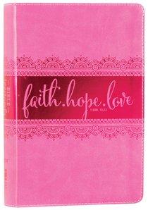 NIV Bible For Teen Girls Pink