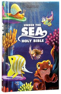 NIRV Under the Sea Holy Bible (Black Letter Edition)