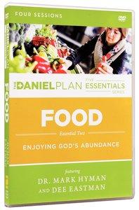 Food (A DVD Study) (The Daniel Plan Essentials Series)