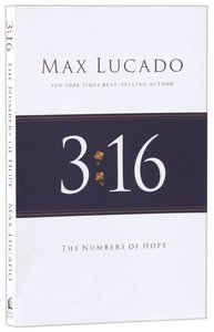 3:16 - the Numbers of Hope