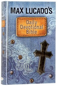 ICB Max Lucados Childrens Daily Devotional Bible