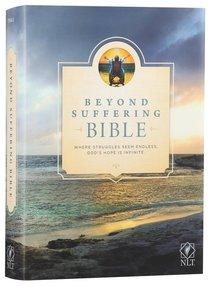 NLT Beyond Suffering Study Bible (Black Letter Edition)