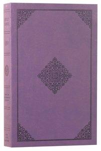 ESV Value Edition Bible Truflat Lavender Ornament (Black Letter Edition)