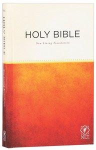NLT Outreach Bible (Black Letter Edition)