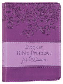 Everyday Bible Promises For Women (Purple)
