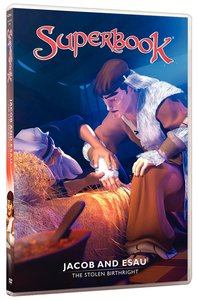 Jacob and Esau - the Stolen Birthright (#03 in Superbook Dvd Series Season 01)