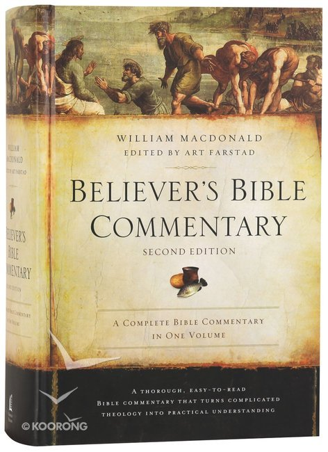 Believer S Bible Commentary 2016 Revised 2nd Edition
