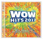 Wow Hits 2017 Double CD CD