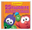 Veggie Tunes: 25 Favourite Action Songs CD