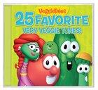 Veggie Tunes: 25 Favourite Very Veggie Tunes CD