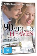 90 Minutes in Heaven Movie DVD